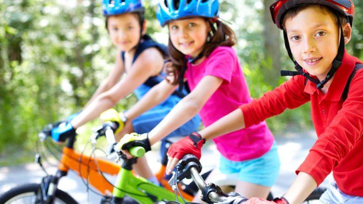 自転車練習の適齢・適正身長・自転車保険の加入義務