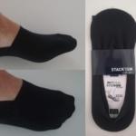 靴の中で全く脱げない靴下(カバーソックス) STACK'ISMスタッキズム